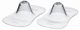 Phillips Avent Προστατευτικοί Δίσκοι Στήθους Μικρό Μέγεθος SCF156/00, 2 Τεμάχια