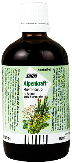 Power Health Salus Alpenkraft, 100ml