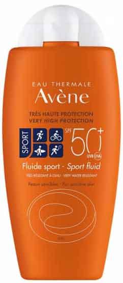 Avene Fluide Sport SPF50, 100ml