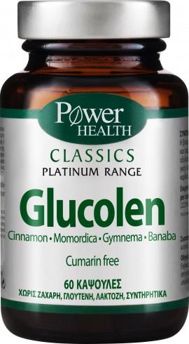 Power Health Platinum Glucolen, 60 Κάψουλες