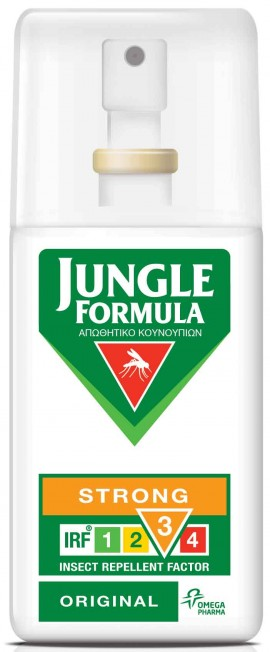 Jungle Formula Strong Original Με IRF 3, 75ml