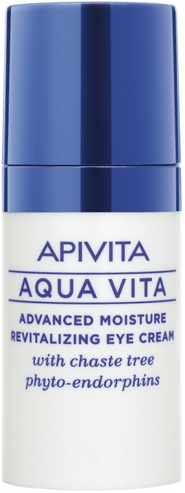 Apivita  Aqua Vita  Advanced  Κρέμα Ματιών,15ml