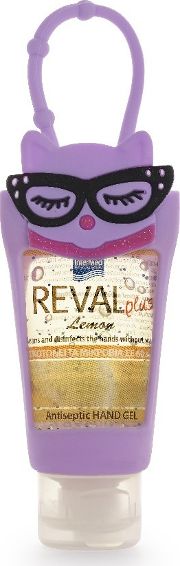 Intermed Reval Hand Gel Cat, 30ml