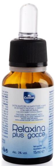 Cosval Relaxina Plus, Σταγόνες 15ml