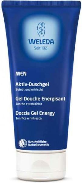 Weleda Men Active Shower Gel, 200ml