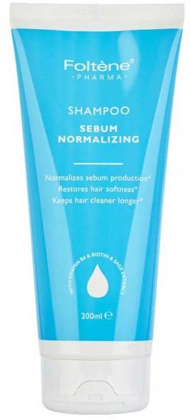 Foltene Shampoo Sebum Normalizing, 200ml