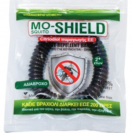 Mo-Shield Μαύρο, 1 Τεμάχιο