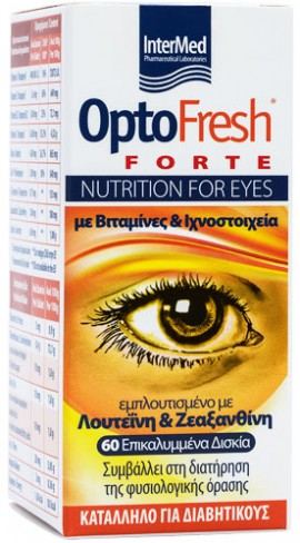 Intermed Optofresh Forte, 60 Δισκία