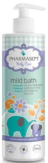 Pharmasept Tol Velvet Baby MIld Bath, 500ml