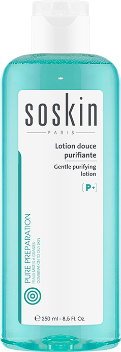 Soskin P+ Gentle Purifying Lotion, 250ml