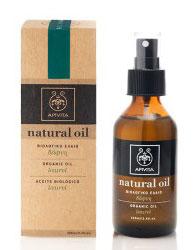 Apivita Natural Oil Bιολογικό Έλαιο Δάφνη,100ml