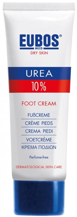 Eubos Urea 10% Foot Cream, 100ml