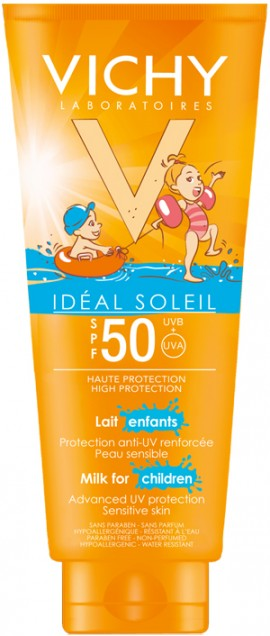 Vichy Ideal Soleil Milk for Children SPF50, 300ml