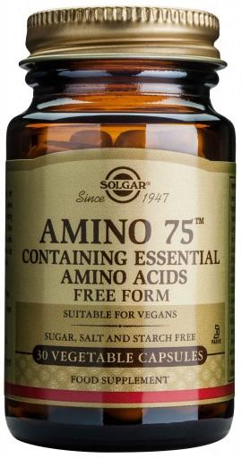 Solgar Amino 75, 30 Κάψουλες