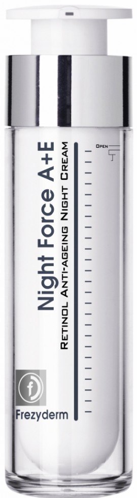 Frezyderm Night Force A+E Cream, 50ml