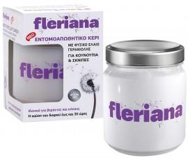 Power Health Fleriana Αντικουνουπικό Κερί Εσωτερικού Χώρου, 30ml