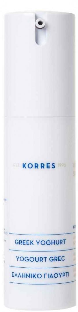 Korres Probiotics Greek Yoghurt Cream Gel Λιπαρές Επιδερμίδες, 30ml