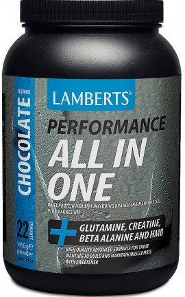 Lamberts Performance All-in-one Chocolate, 1450gr
