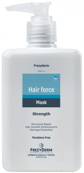 Frezyderm  Hair Force Mask, 200ml