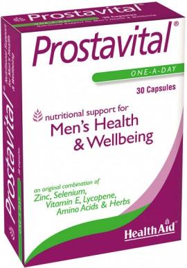 Health Aid Prostavital, 30 Κάψουλες
