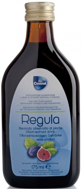 Cosval Regula Σιρόπι, 175ml