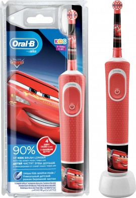 Oral-b Vitality Kids Cars 3+