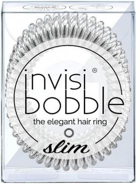 Invisibobble Slim Chrome Sweet Chrome, 3 Τεμάχια