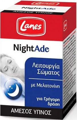 Lanes NightAde, 90 Ταμπλέτες