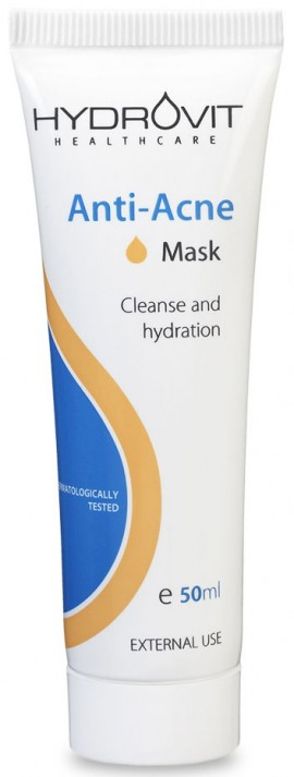 Hydrovit Anti- Acne Mask, 50ml