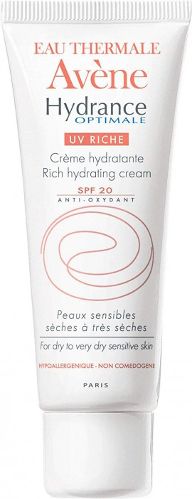 Avene Hydrance Optimale UV Riche SPF 20, 40ml