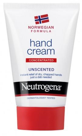 Neutrogena Hand Cream Χωρίς Άρωμα, 75ml
