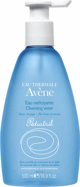 Αvene Pediatril Cleansing Water, 500ml