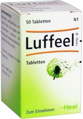 Heel Luffeel, 50 Ταμπλέτες