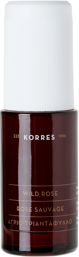 Korres Serum Άγριο Τριαντάφυλλο, 30ml