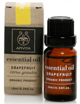 Apivita Essential Oil Γκρεϊπφρούτ, 10ml