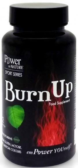 Power Health Sports Series BurnUp, 60 Κάψουλες