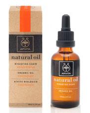 Apivita Natural Oil Βιολογικό  Έλαιο Καλέντουλα, 100ml