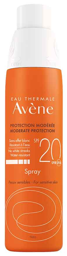 Avene Spray SPF20, 200ml