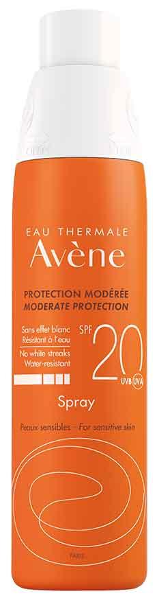 Avene Spray SPF20, 200ml