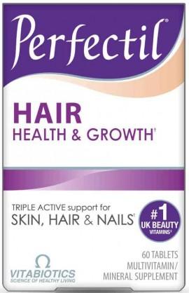 Vitabiotics Perfectil Hair, 60 Ταμπλέτες