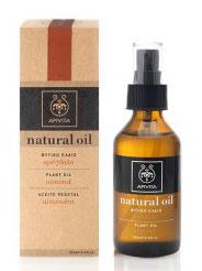 Apivita Natural Oil Φυτικό Έλαιο Αμύγδαλο , 100ml