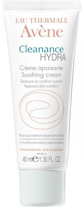 Avene Cleanance Hydra Cream, 40ml