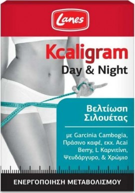 Lanes - Kcaligram Days & Nights, 60 Ταμπλέτες