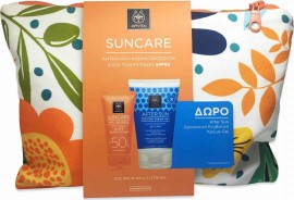 Apivita Promo Sun Care Anti- Wrinkle SPF50, 50ml + Δώρο After Sun, 100ml