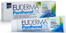 Intermed Euderma Panthenol 5% Cream, 100gr