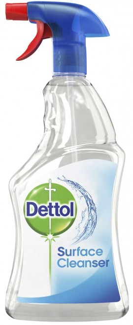 Dettol Spray Surface Cleanser,  500ml