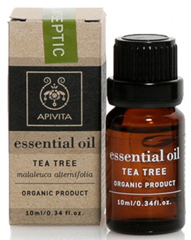 Apivita Essential Oil Τεϊόδεντρο, 10ml