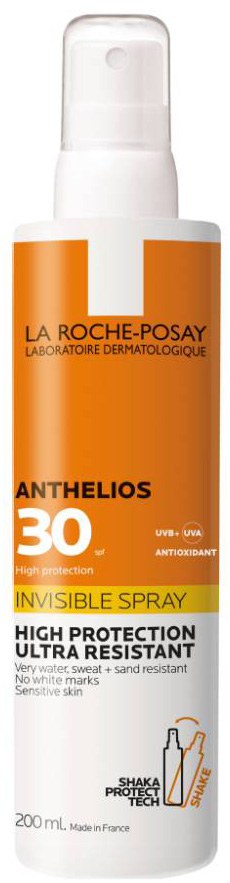 La Roche Posay Anthelios SPF30 Invisible Spray, 200ml