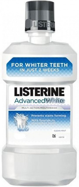 Listerine Advanced White, 250ml