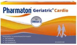 Pharmaton CardioActive, 30 Κάψουλες